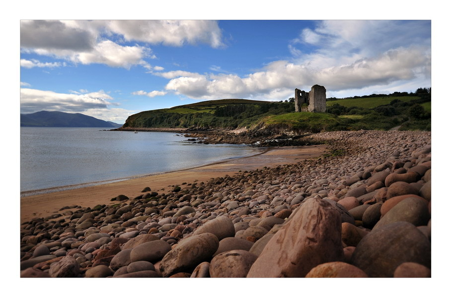 Minard Castle, Dingle Peninsula, Co. Kerry III