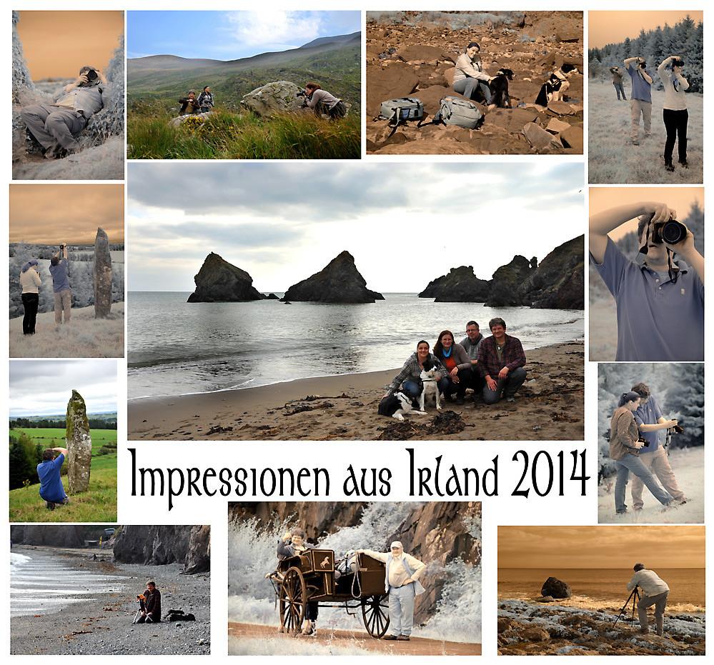 Impressionen aus September Irland 2014