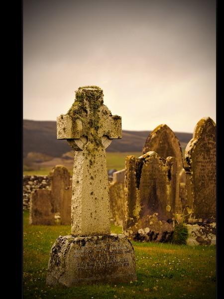 Orphir Round Kirk / Mainland, Orkney V