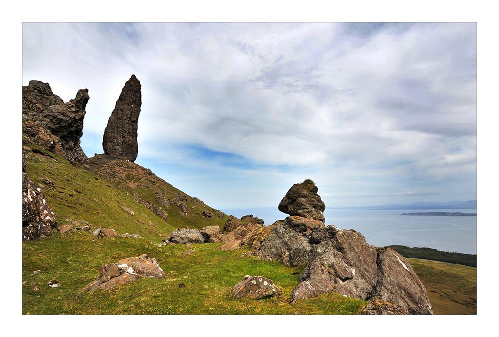 Isle of Skye / Old Man of Storr III