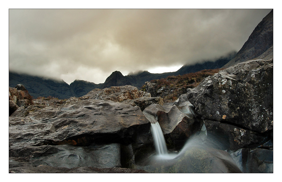 Fairy Pools, Glen Brittle, Skye VII
