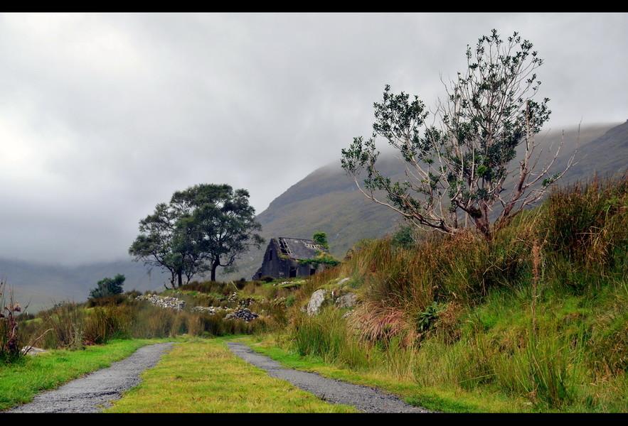 Dromluska Cottage, Black Valley, Killarney Nationalpark II