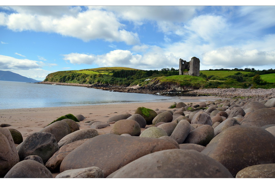 Minard Castle, Dingle Peninsula, Co. Kerry II II