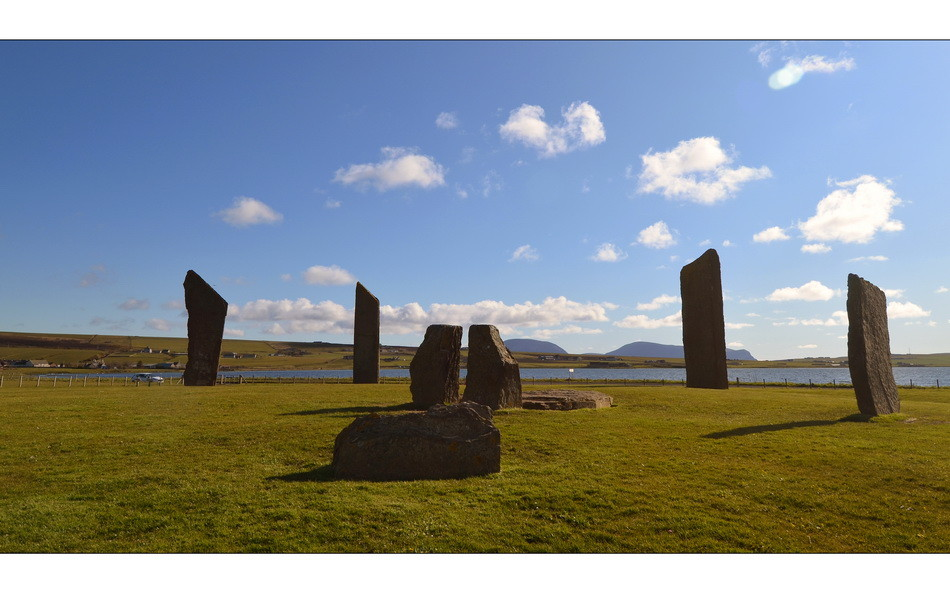 Standing Stones of Stenness / Mainland, Orkney