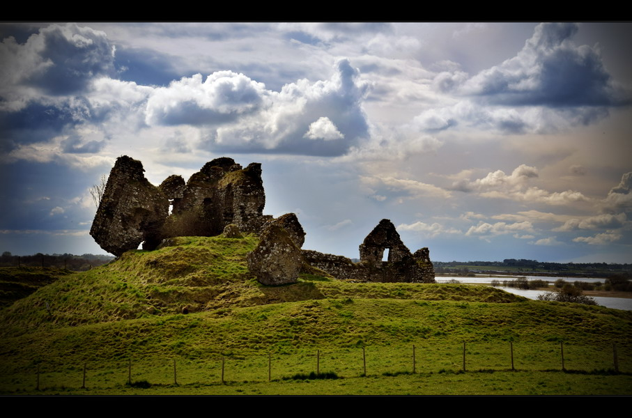 Clonmacnoise Castle, Co.Offaly