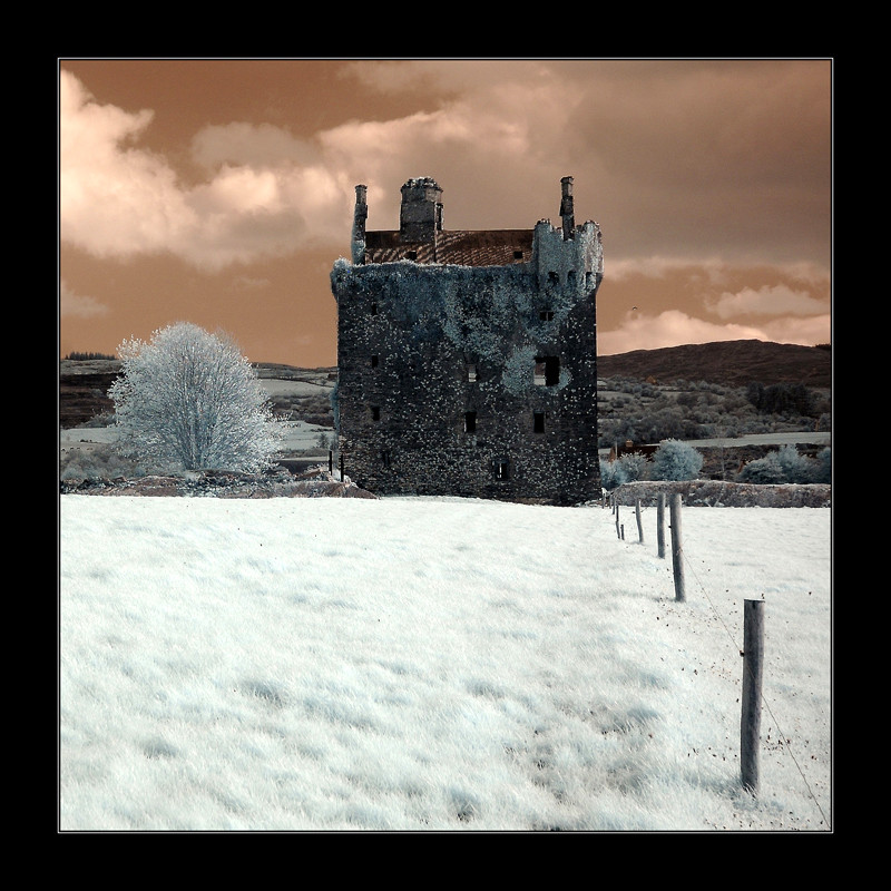 Castle III (Infrarot)