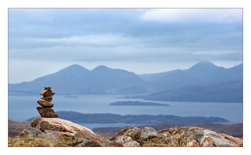 Applecross Pass V