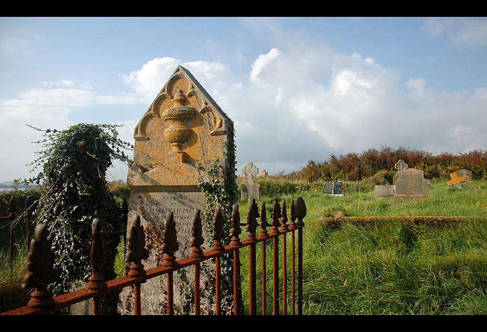 Old Cemeterie / Kilcoe / Southwest of County Cork I