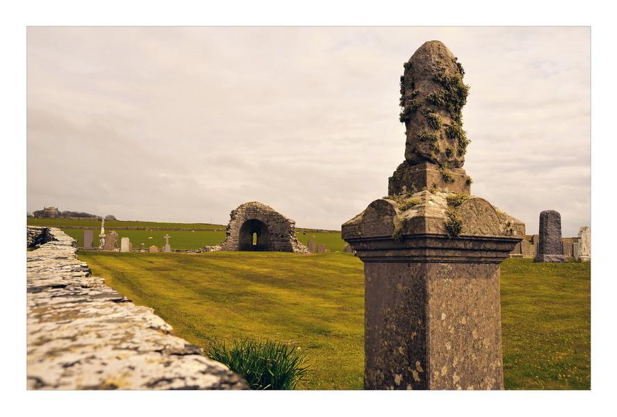 Orphir Round Kirk / Mainland, Orkney III