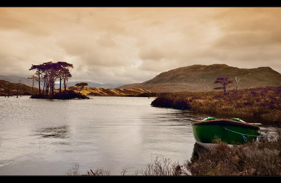 Loch Assynt, Sutherland, Highlands IV