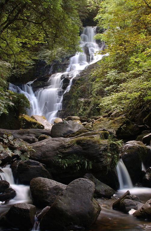 Torc Waterfall / Killarney National Park II