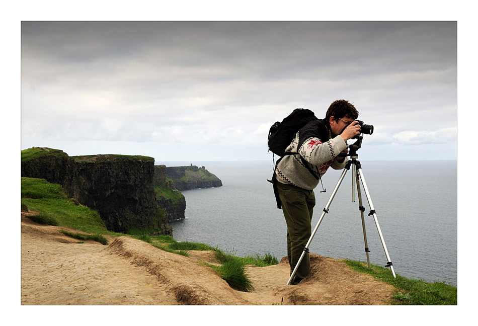 Cliffs of Moher / County Clare IV (Marc)