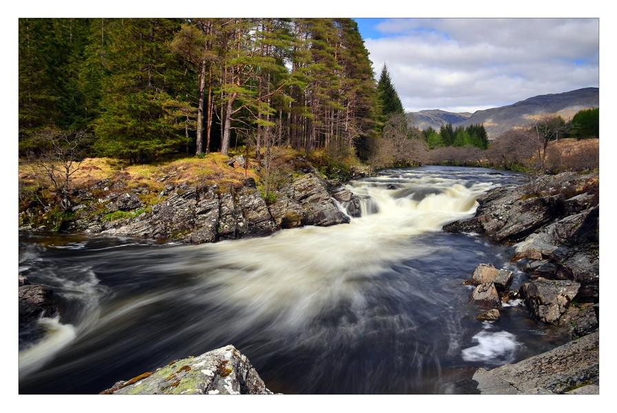Glen Orchy, Highlands