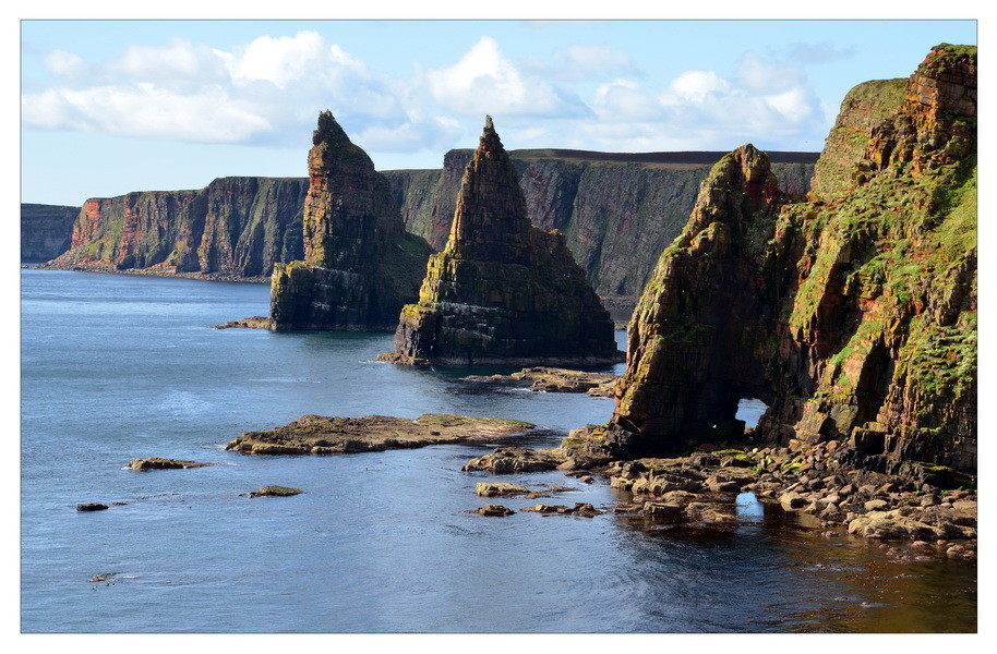 Stacks of Duncansby Head