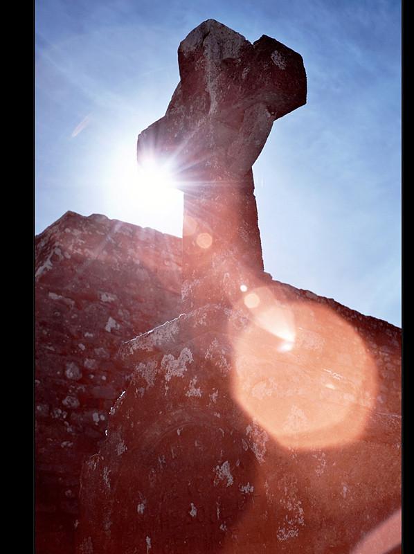Burrishoole Abbey / County Mayo VIII (Infrarot)