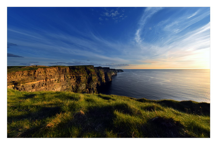 Cliffs of Moher VII