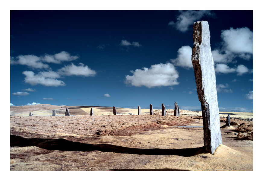 Ring Of Brodgar / Mainland, Orkney IV (Infrarot)