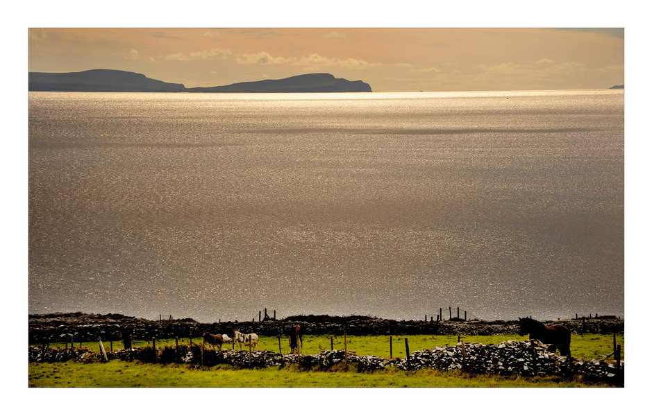Great Blasket Island von Dingle Peninsula, Co. Kerry