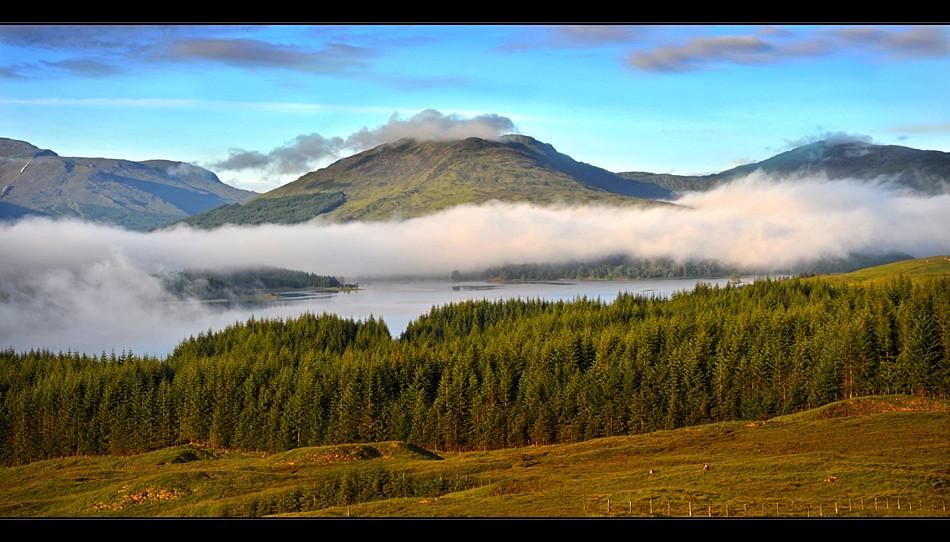 Loch Tulla / Ranach Moor