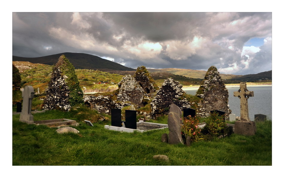 Derrynane Abbey, Iveragh Peninsula, Co. Kerry II
