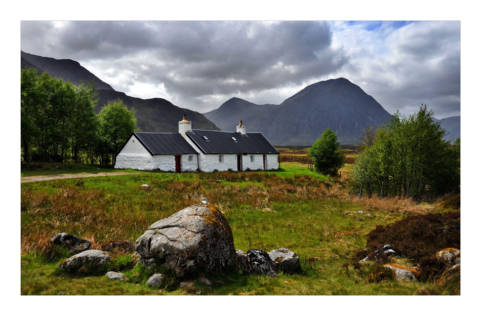 Glencoe / Black Rock Cottage