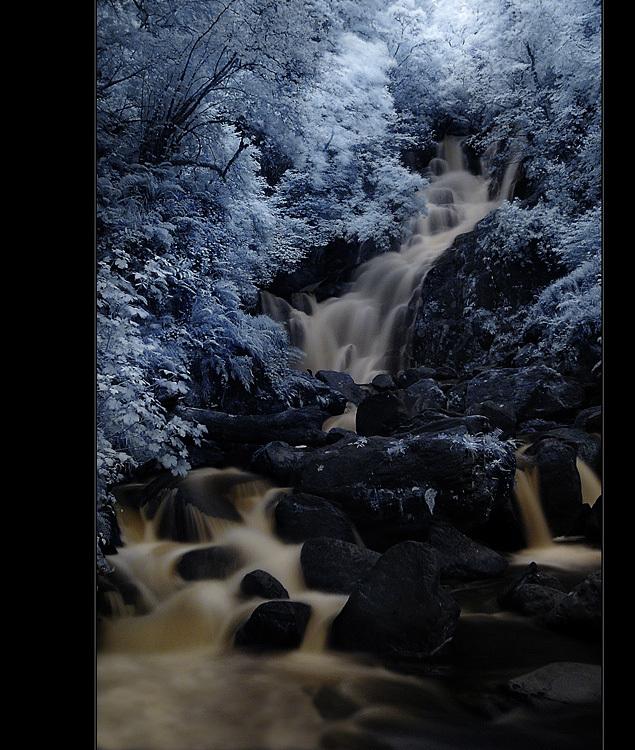 Torc Waterfall (Infrarot)
