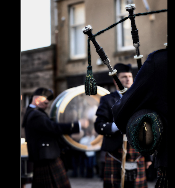 Pipes and Drums II
