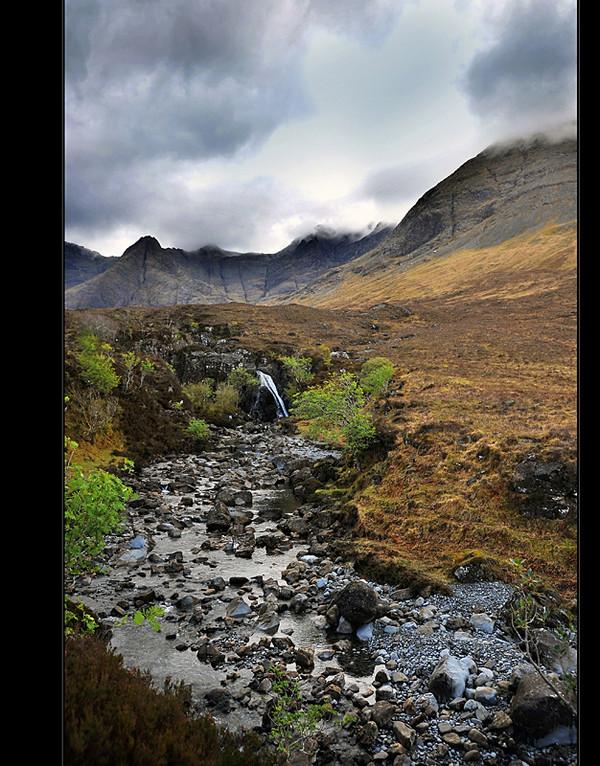 Fairy Pools and Cuillins / Isle of Skye V