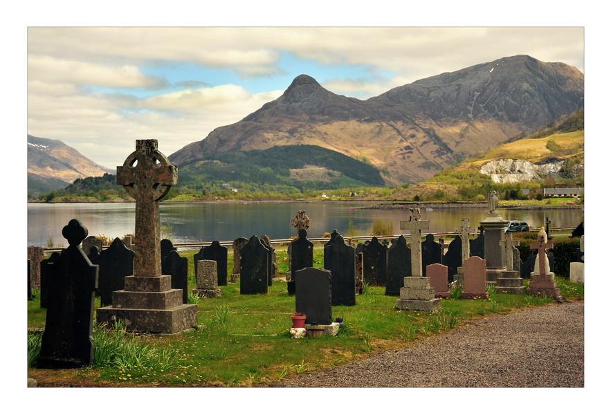 Loch Leven, Eingang zum Glen Coe, Highlands II