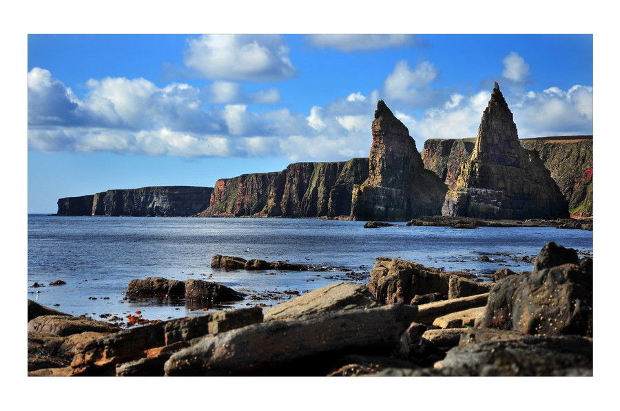 Stacks of Duncansby Head II
