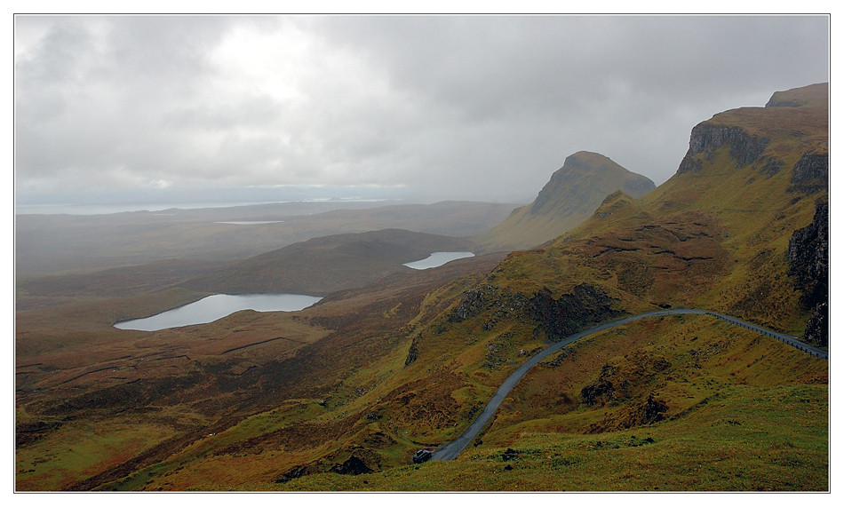 Quiraing - Trotternish / Isle of Skye