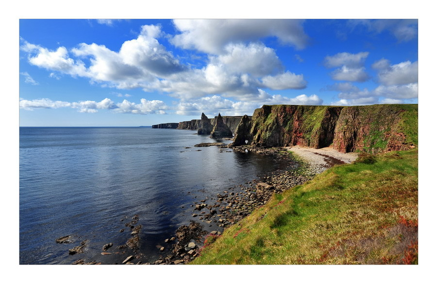 Stacks of Duncansby Head III