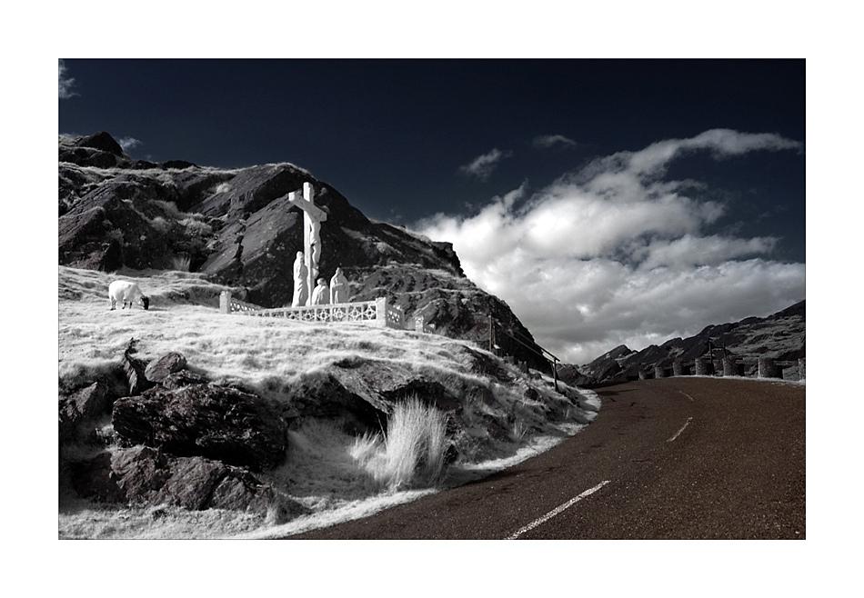 Healy Pass / Beara Peninsula III (Infrarot)