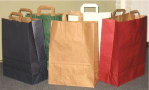 papieren draagtassen tasjes van papier online bestellen kopen versteden tilburg papieren tassen