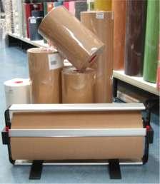 bruin inpakpapier pakpapier op apparaatrollen verpakkingspapier op rol in 6 formaten online bestellen kopen versteden papier tilburg