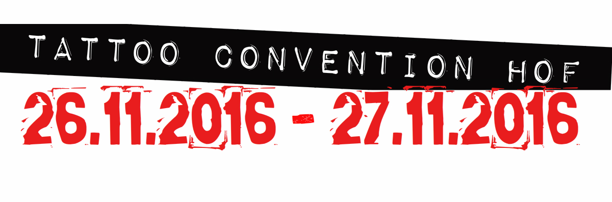 Tattoo Convention Hof 2016 - Tattoo No. Two