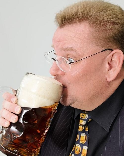 Biersommelier Rainer Diekmann