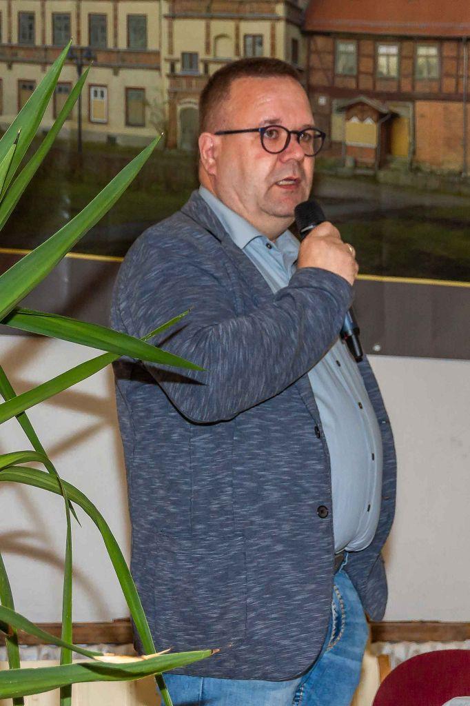 Arne Schlien, Bürgermeister  von Gadebusch