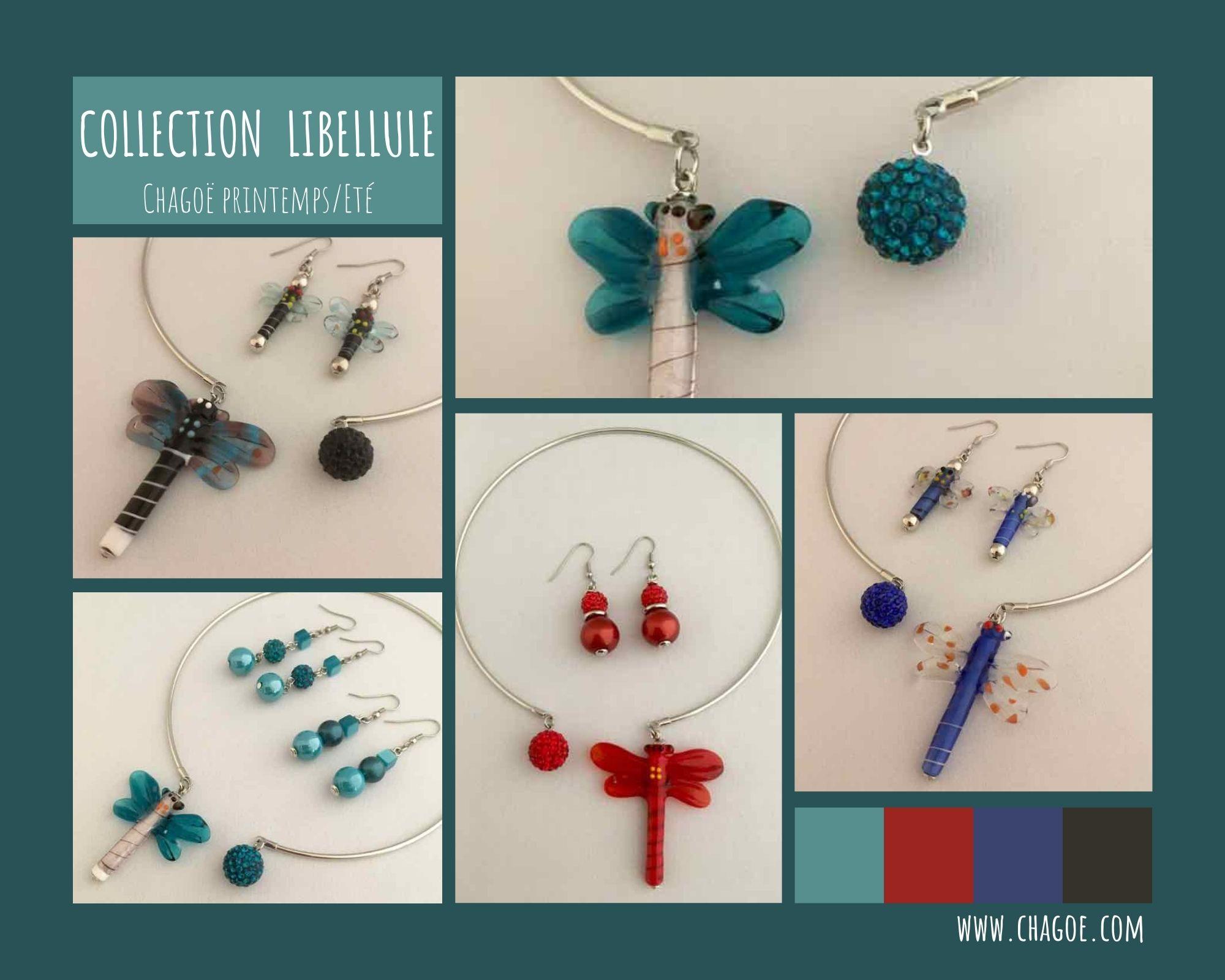 Collection LIBELLULE Chagoë 2021
