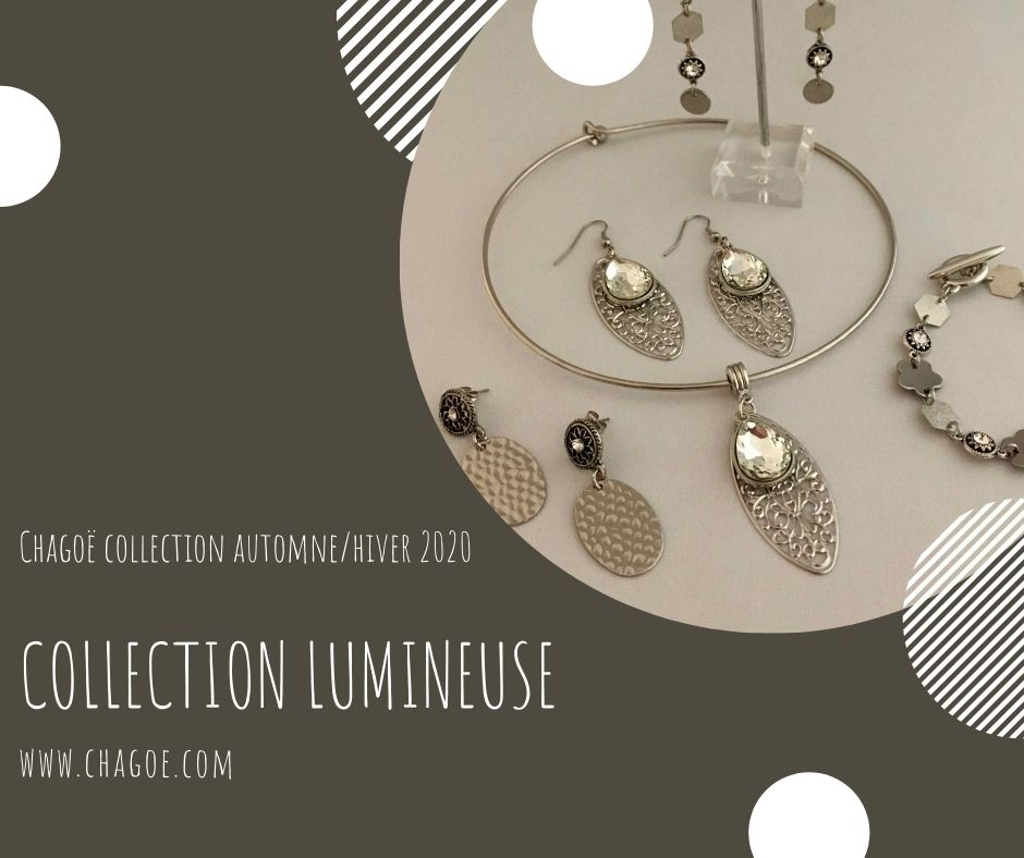 Collection LUMINEUSE, Créations Automne/Hiver Chagoë 2020