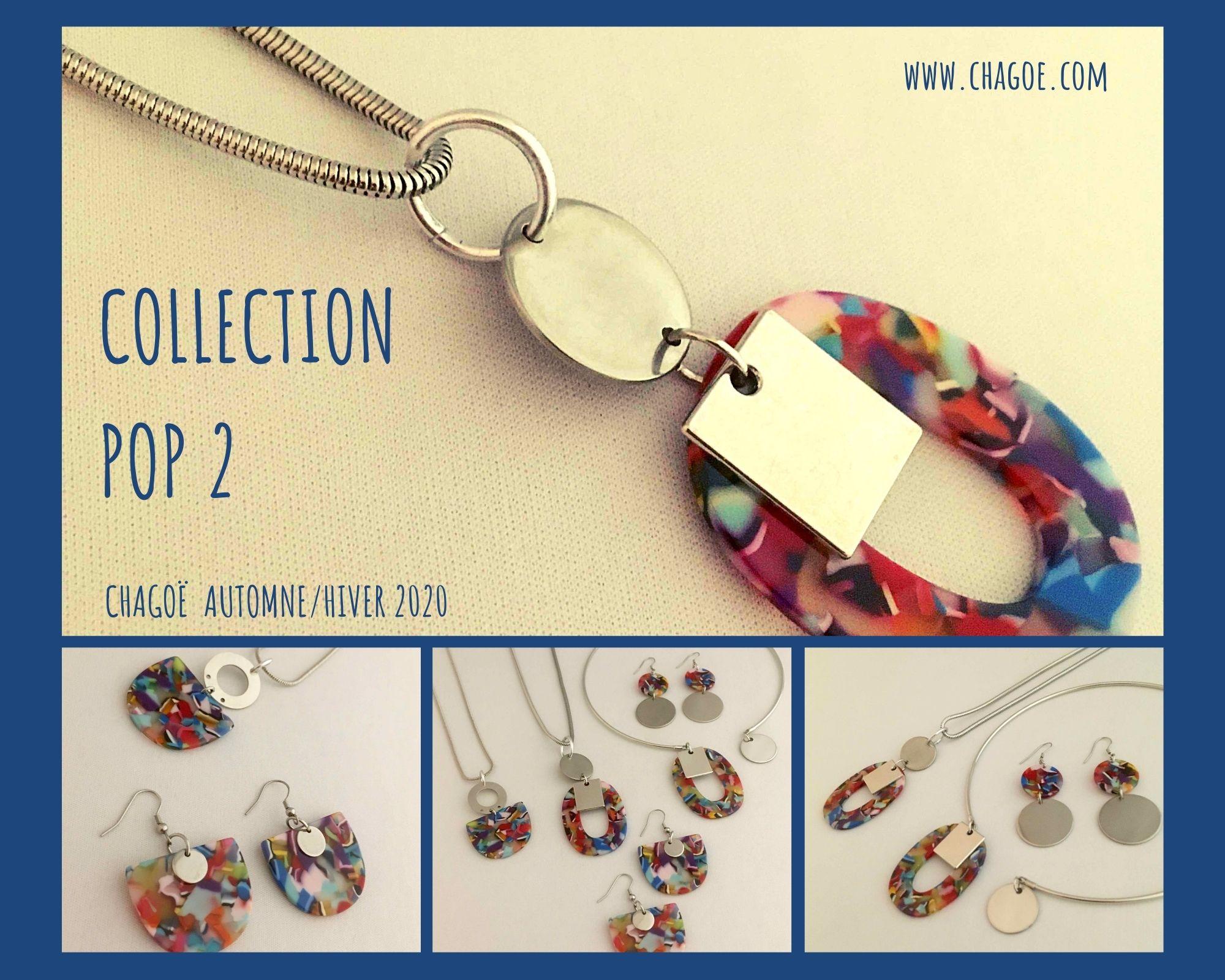 Collection POP 2 Chagoë 2020