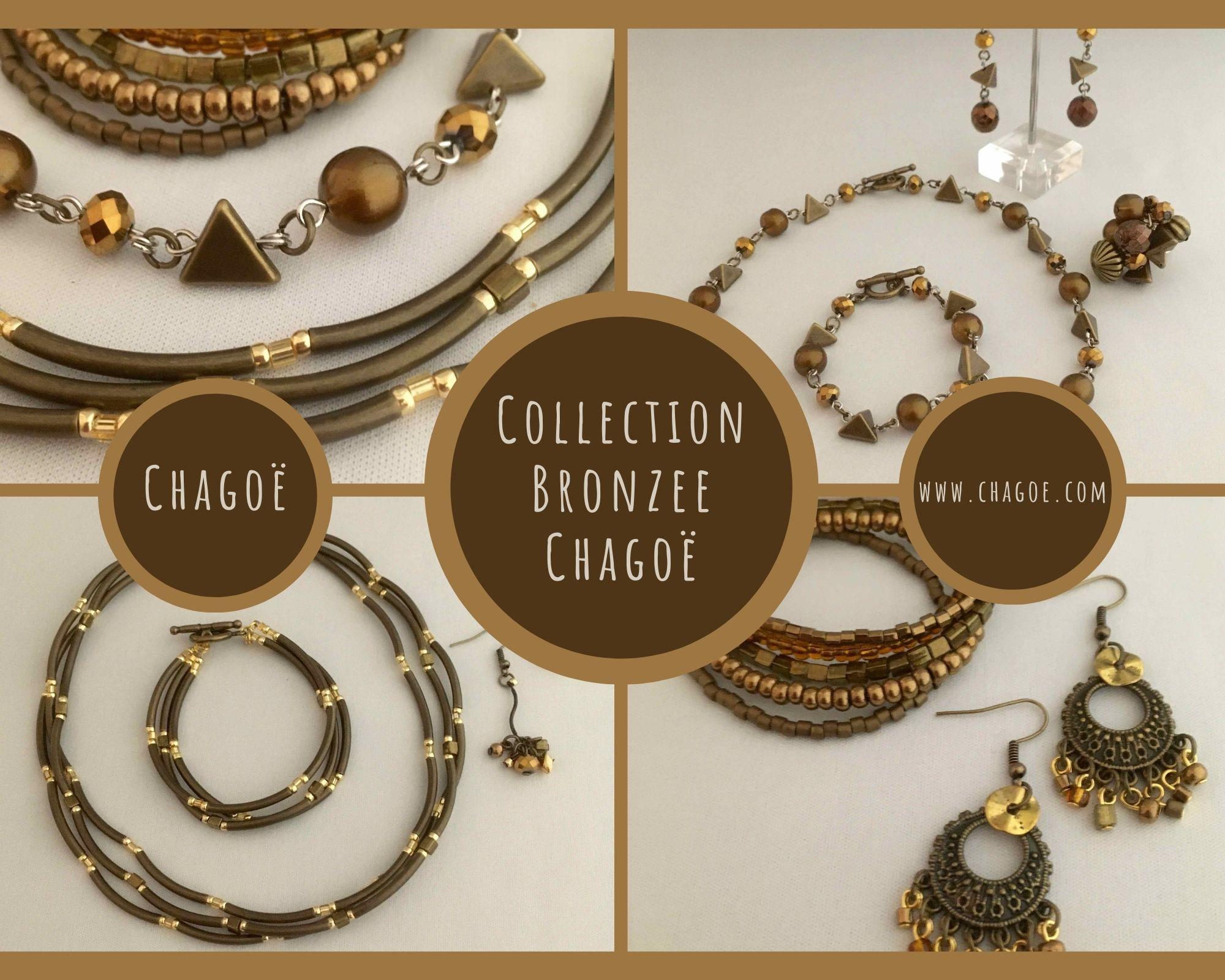 Collection BRONZEE Chagoë 2021