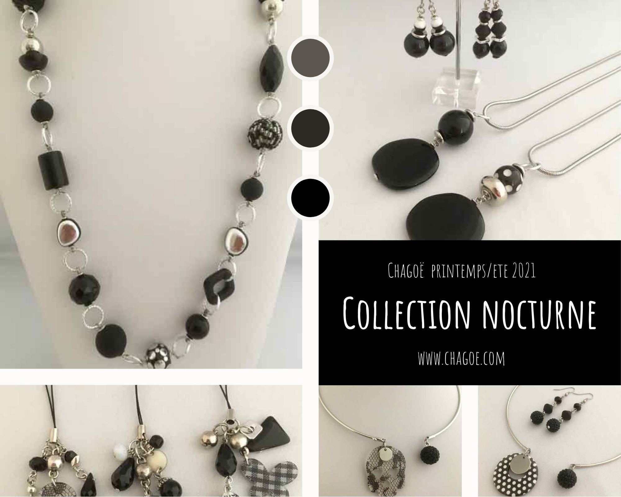 Collection NOCTURNE Chagoë 2021