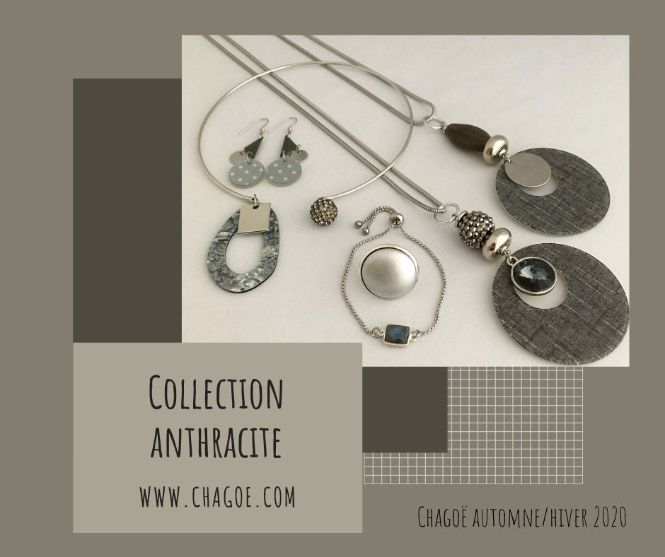 Collection ANTHRACITE Chagoë , Automne/Hiver 2020