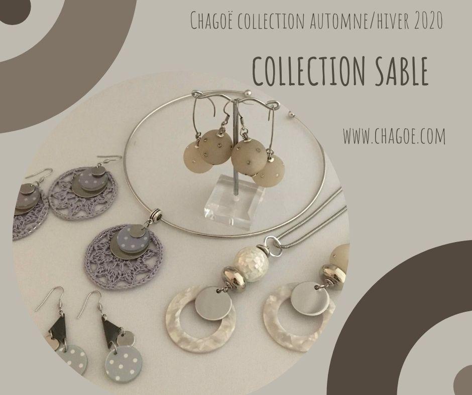 Collection SABLE Chagoë , Automne/Hiver 2020
