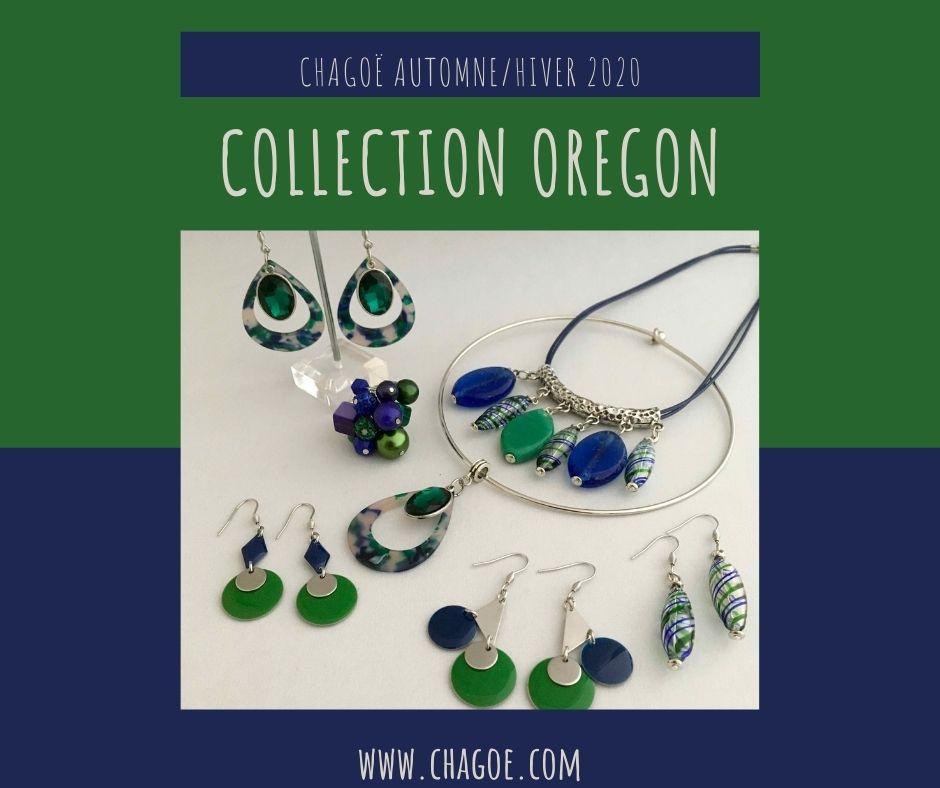 Collection OREGON, Créations Automne/Hiver Chagoë 2020