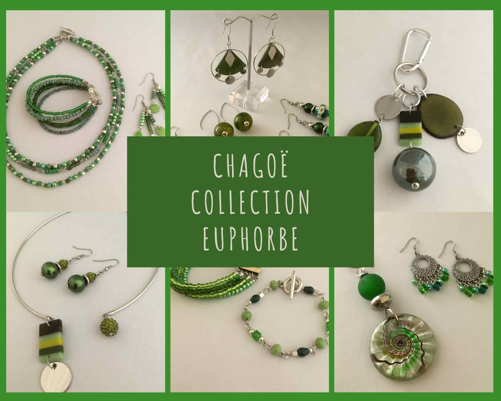 Collection EUPHORBE Chagoë 2021