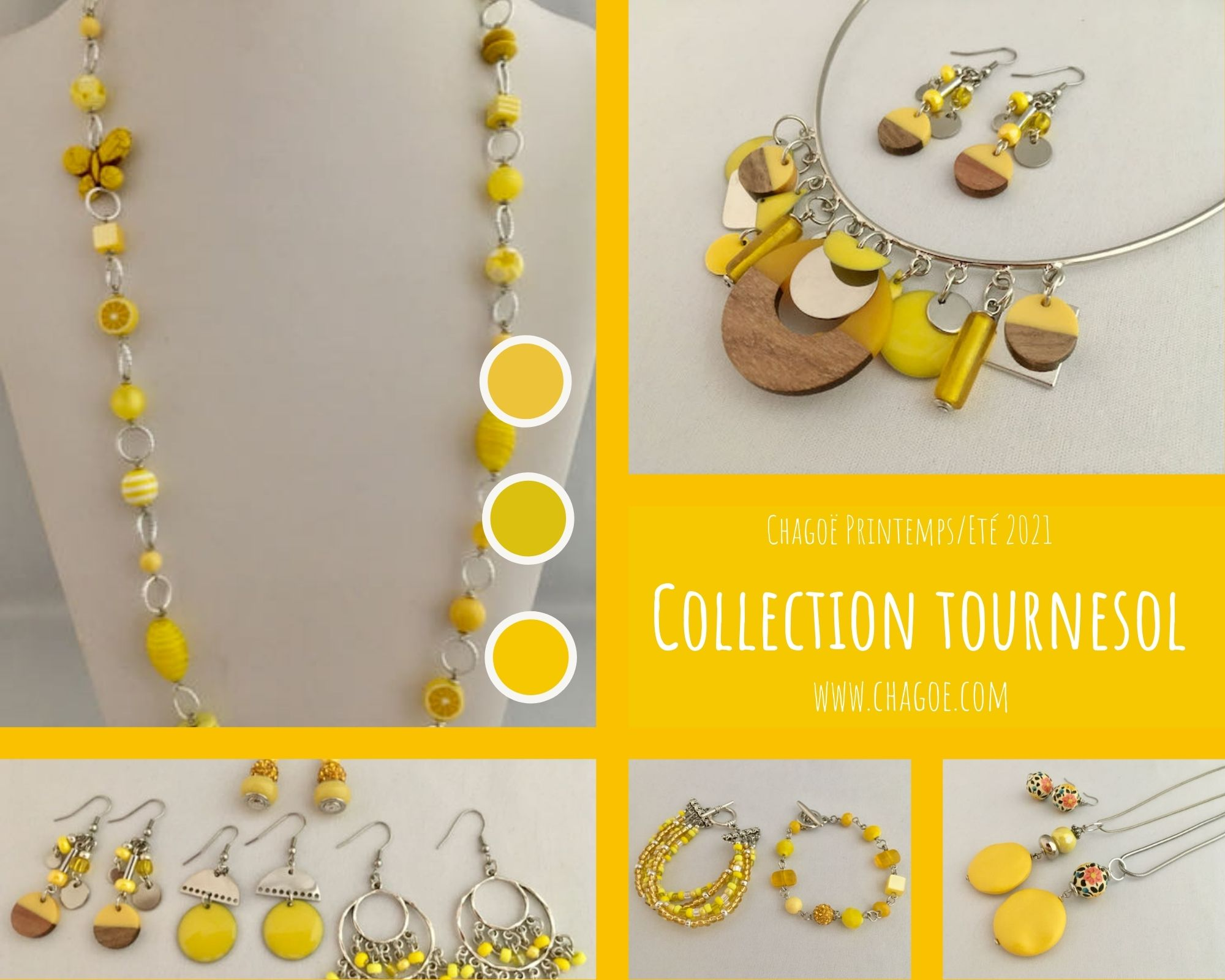 Collection TOURNESOL  2021