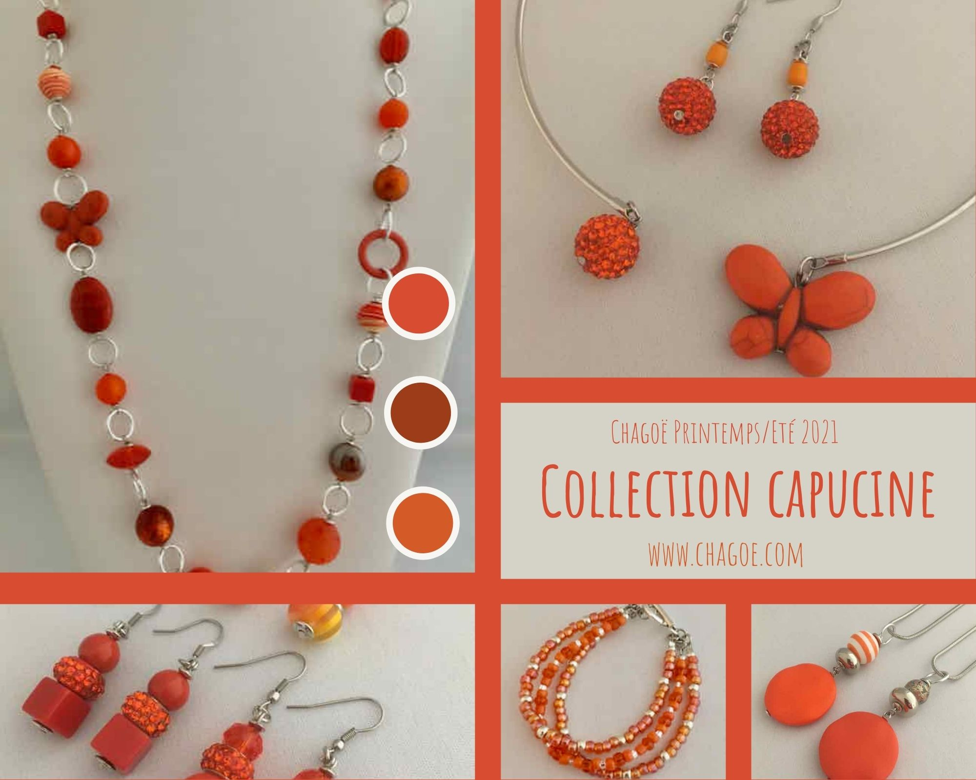 Collection CAPUCINE 2021