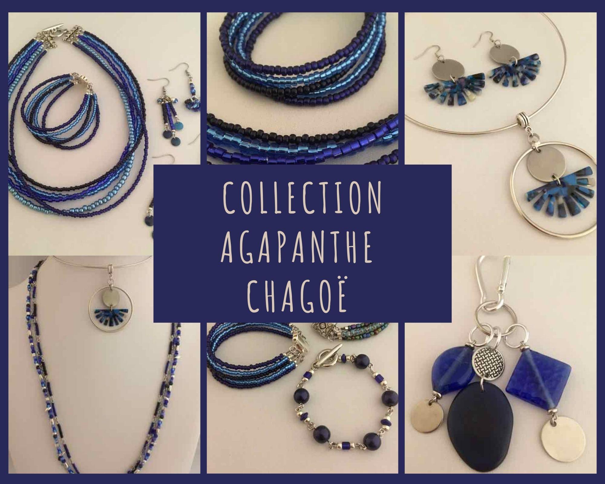 Collection AGAPANTHE Chagoë 2021